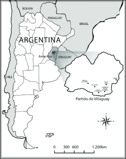 Geographic-location-of-Villaguay-department-Entre-Rios-Argentina